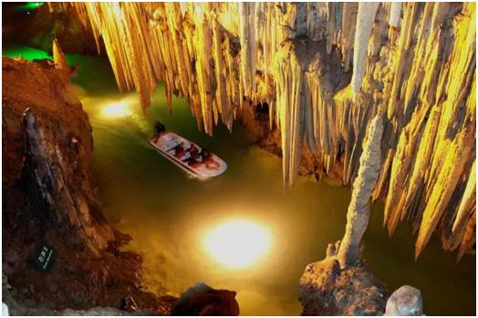 2018世界地球日,讲好本溪水洞的环保故事