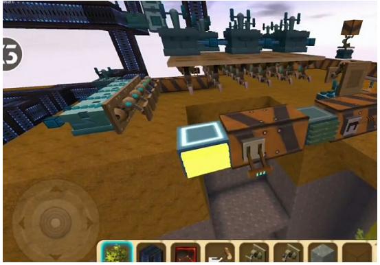 迷你世界:玩家挖矿效率惊人,一小时150万方块,原来有神器啊图片1