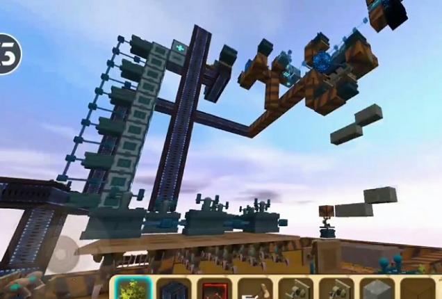 迷你世界:玩家挖矿效率惊人,一小时150万方块,原来有神器啊图片2