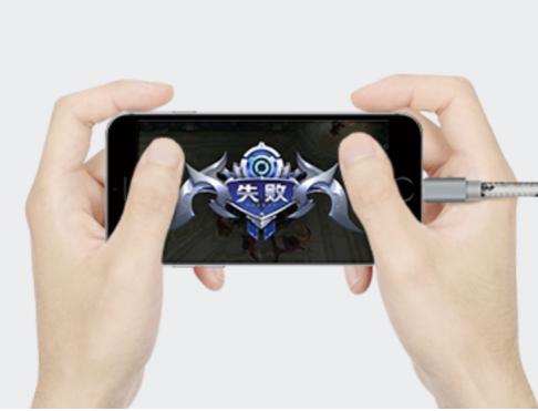王者玩家绝配,IZEAL艾泽手游充电线成新一代五杀利器!